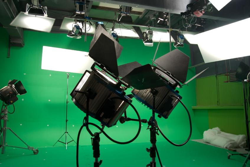 Green Screen Studio in Tokyo